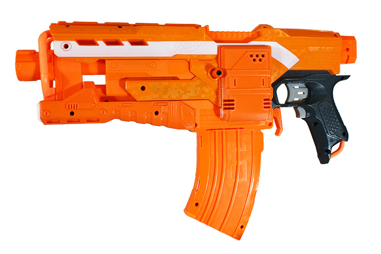 Nerf Demolisher by Jase3d